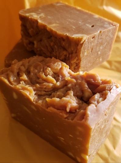 Pumpkin Puree soap
