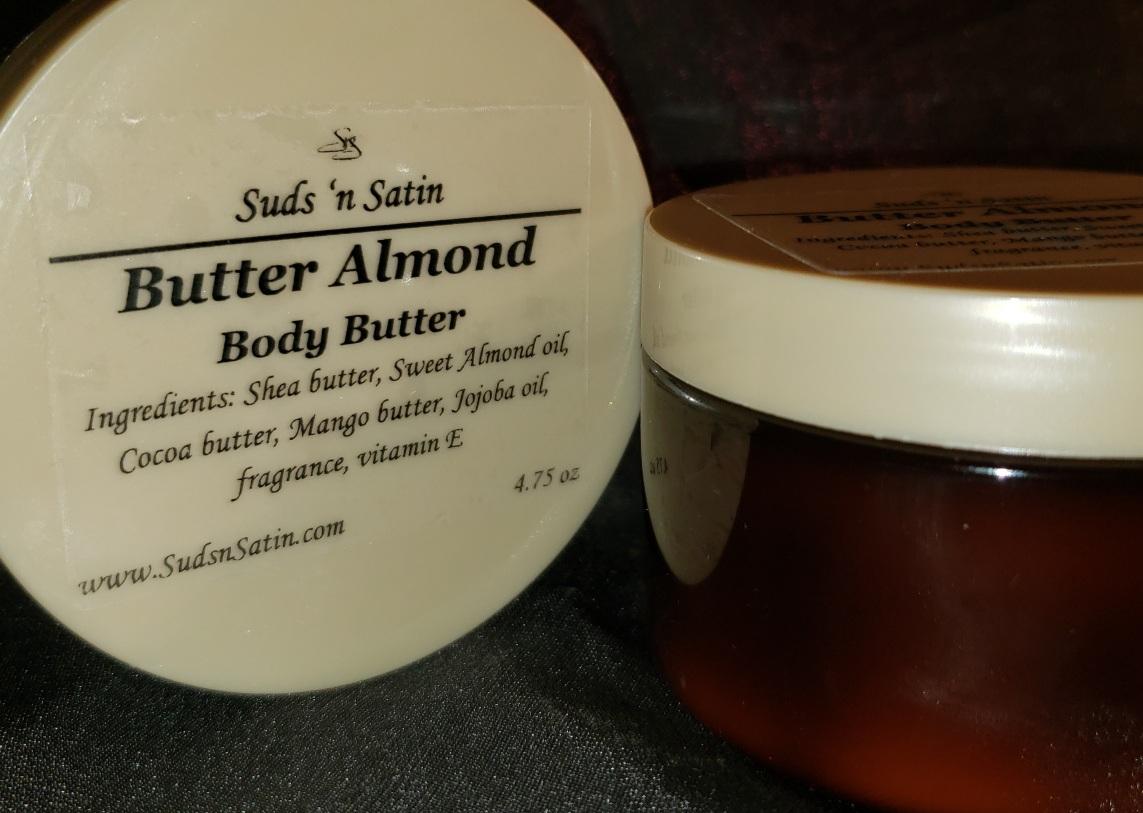 Butter Almond Body Butter