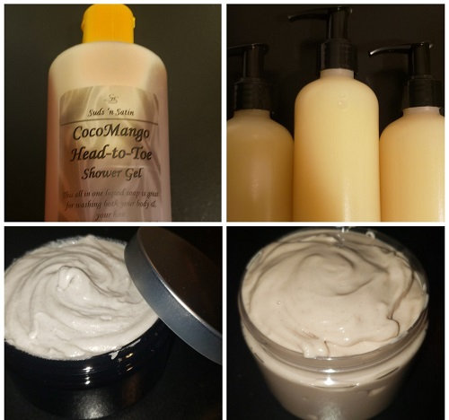 Liquid and Cream Soaps
