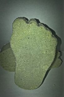Peppermint Pumice Foot Bar